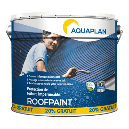 Aquaplan RoofPaint
