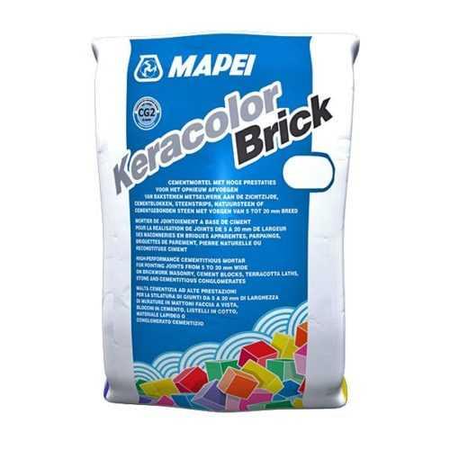 Mortier de jointement Mapei-Keracolor-Brick-25kg