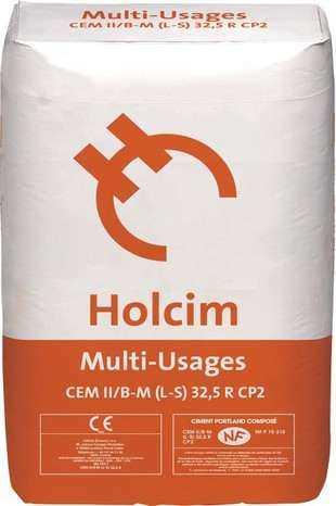 ciment 25kg Holcim