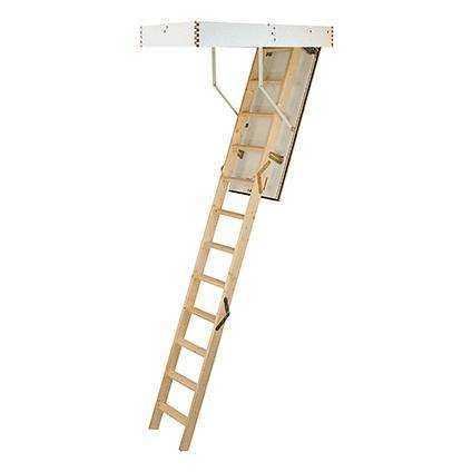 escalier escamotable Isowood