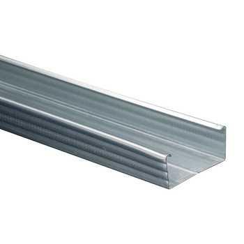 profilé pour cloisons horizontal-vertical