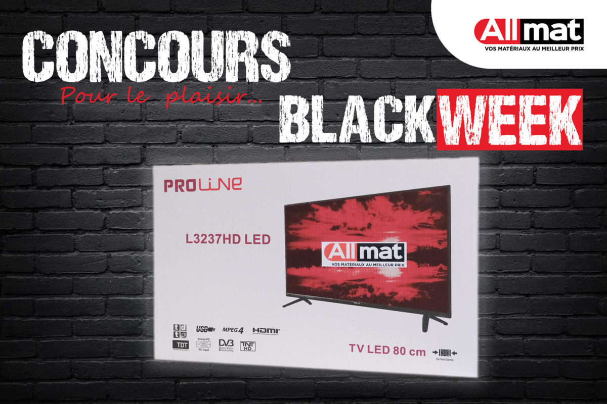 concours-blackweek Allmat